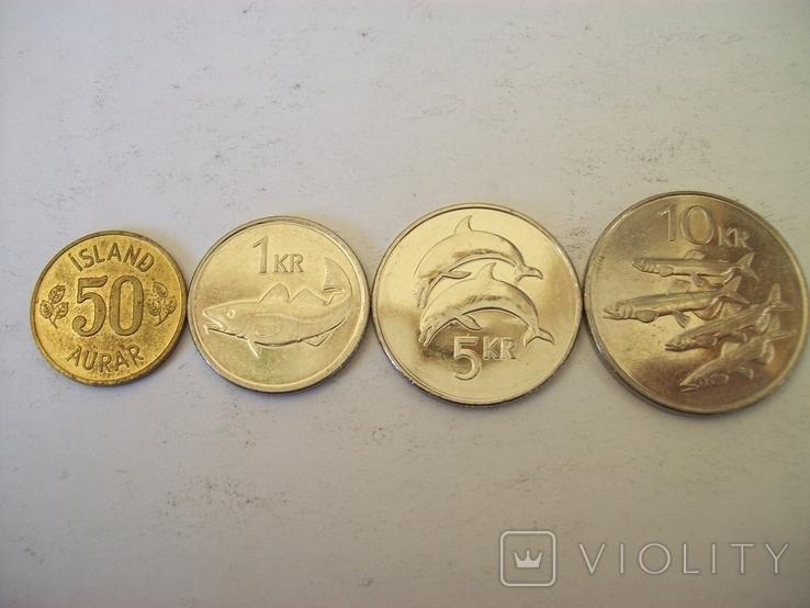 Монеты Исландии, фото №2