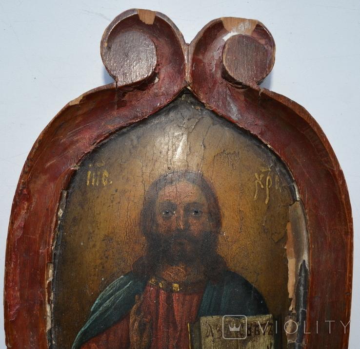 Икона Иисус Христос., фото №3