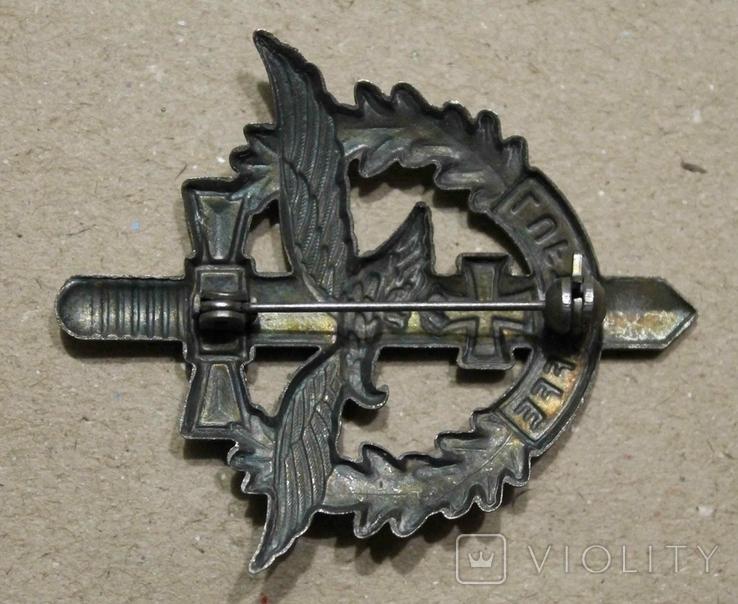 Знак Luftwaffe Орел Меч (копия), фото №4