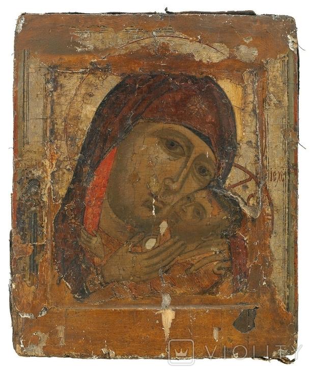 Богородица Корсуньская, рубеж XVII-XVIIIвв., фото №5