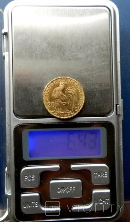 20 франков 1904 г., фото №10
