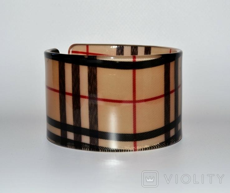 Широкий винтажный браслет., фото №2