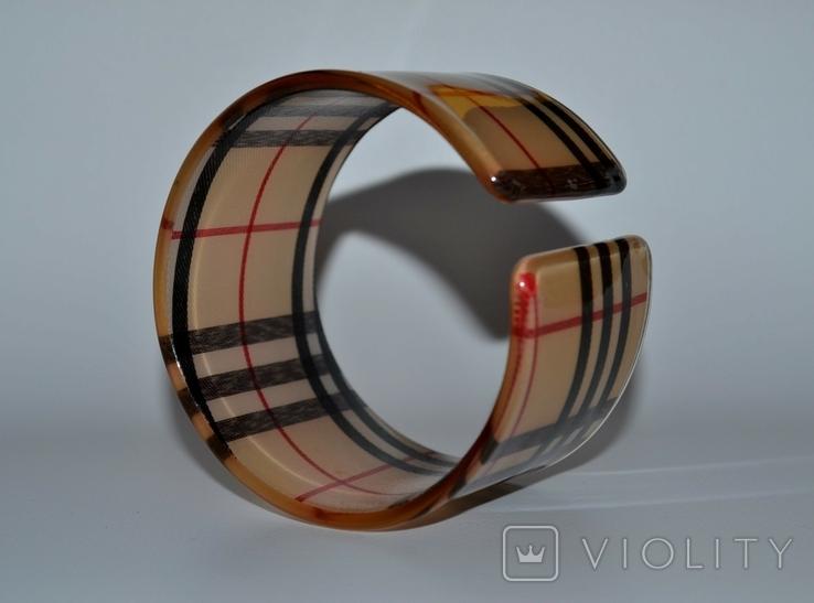 Широкий винтажный браслет., фото №4
