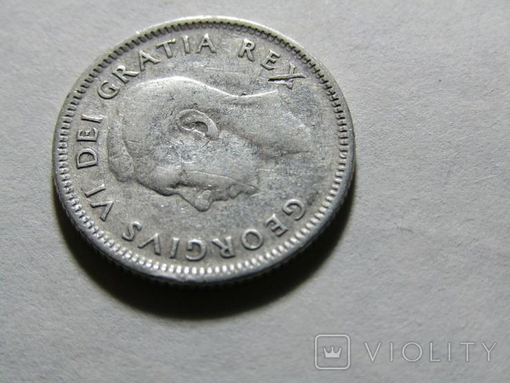 10 центов 1950 Канада, фото №8