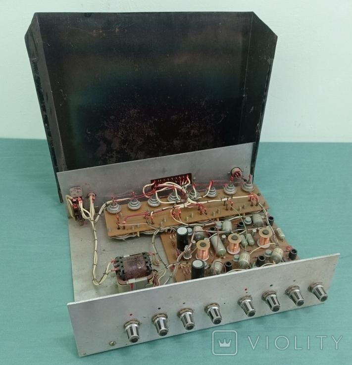 Радиодетали ( усилитель)., фото №3