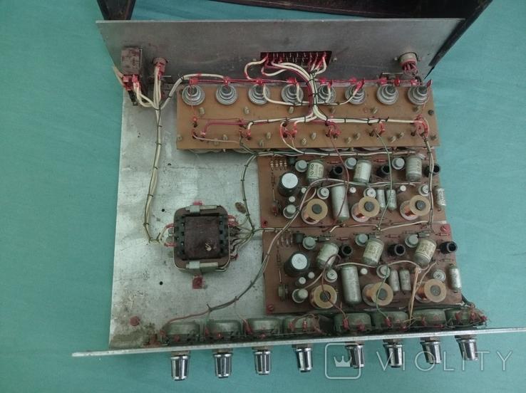 Радиодетали ( усилитель)., фото №4
