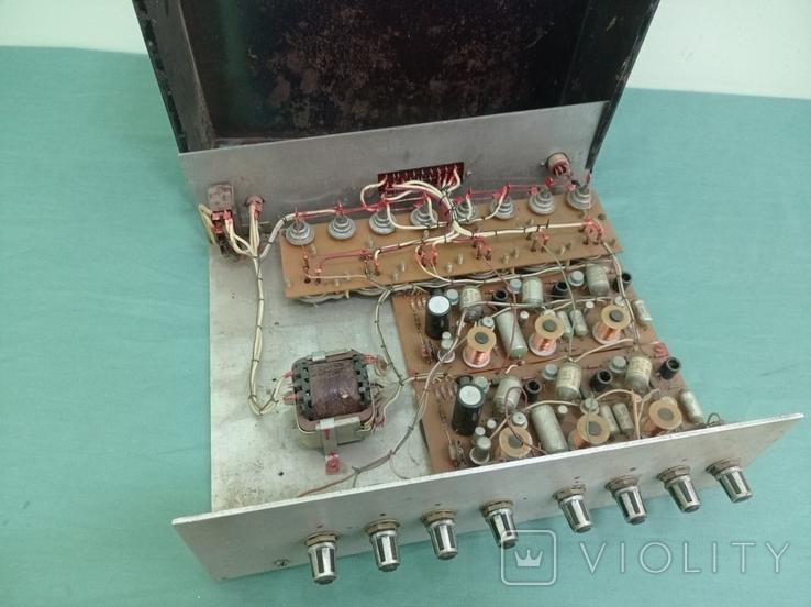 Радиодетали ( усилитель)., фото №5