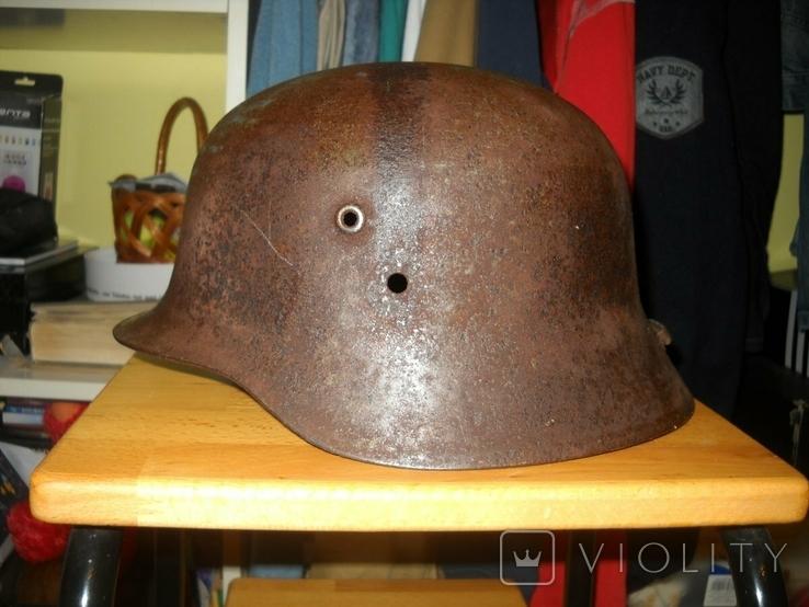 Угорська каска М37 ( пво)., фото №3