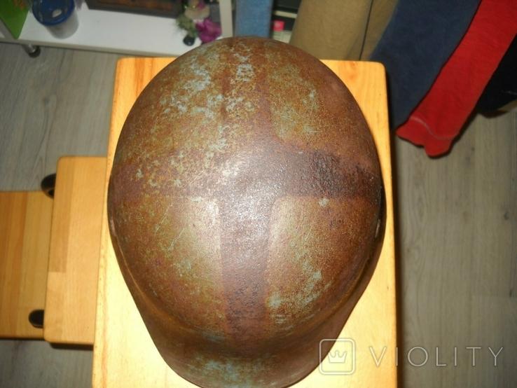 Угорська каска М37 ( пво)., фото №6