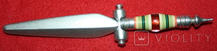 Ручка-меч,ИТК., фото №3