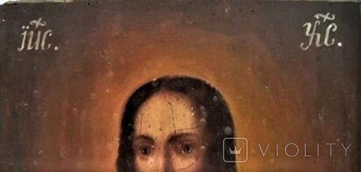 Старая Икона , Господь Вседержитель ., фото №3