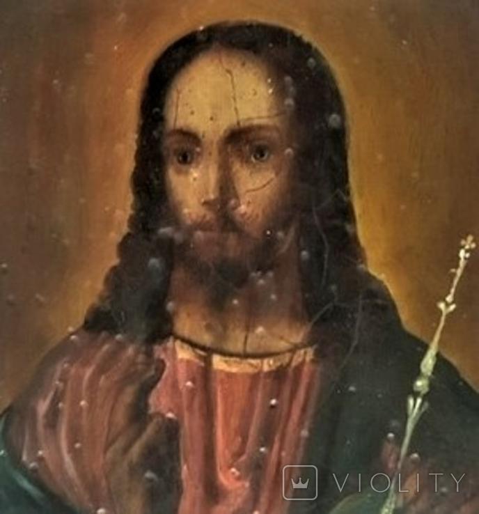 Старая Икона , Господь Вседержитель ., фото №4