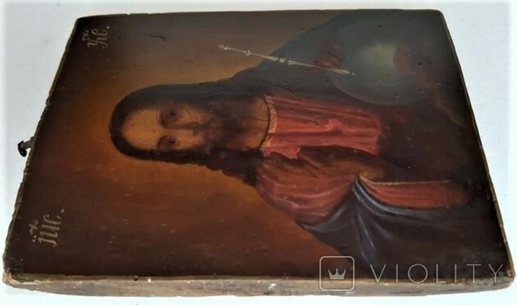 Старая Икона , Господь Вседержитель ., фото №6