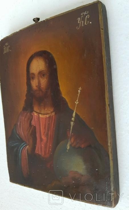 Старая Икона , Господь Вседержитель ., фото №10