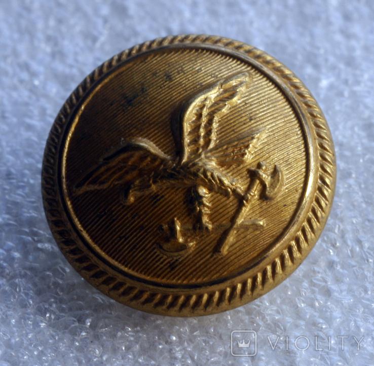 Орел на топорах диаметр 26мм, Лот 5530, фото №2