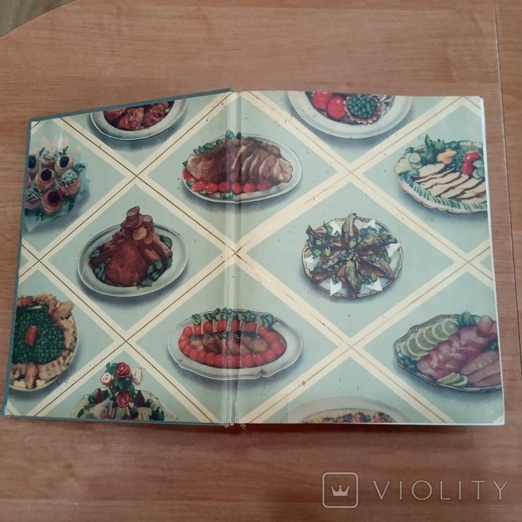 1955г. Кулинария., фото №4
