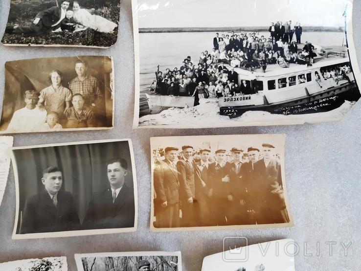 Старые фотографии и открытки (24 шт.), фото №6