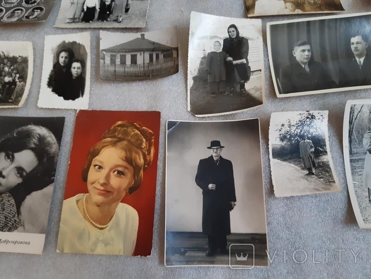 Старые фотографии и открытки (24 шт.), фото №8