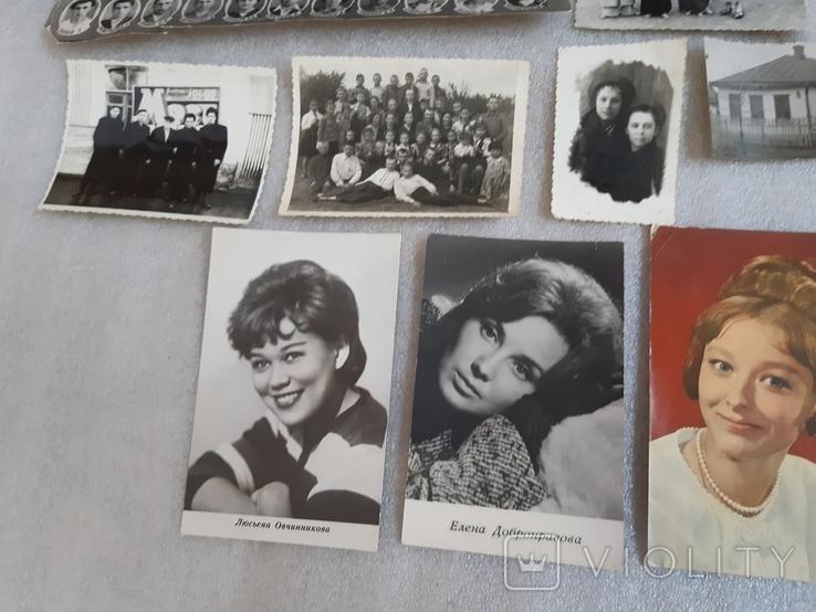 Старые фотографии и открытки (24 шт.), фото №9