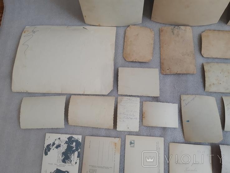 Старые фотографии и открытки (24 шт.), фото №12