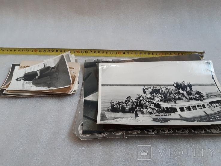 Старые фотографии и открытки (24 шт.), фото №13