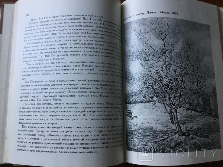 Винсент Ван Гог Н. А. Дмитриева 1975 год, фото №5