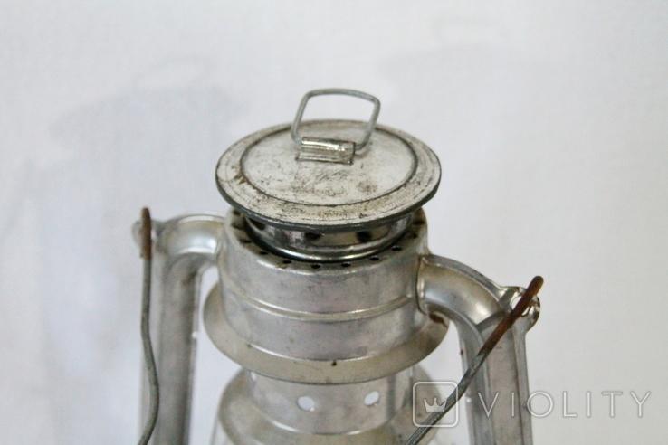 Керосиновая лампа. Не использовалась., фото №5