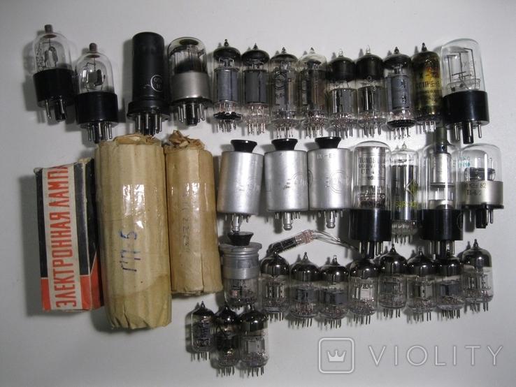 Радиолампы (2), фото №2
