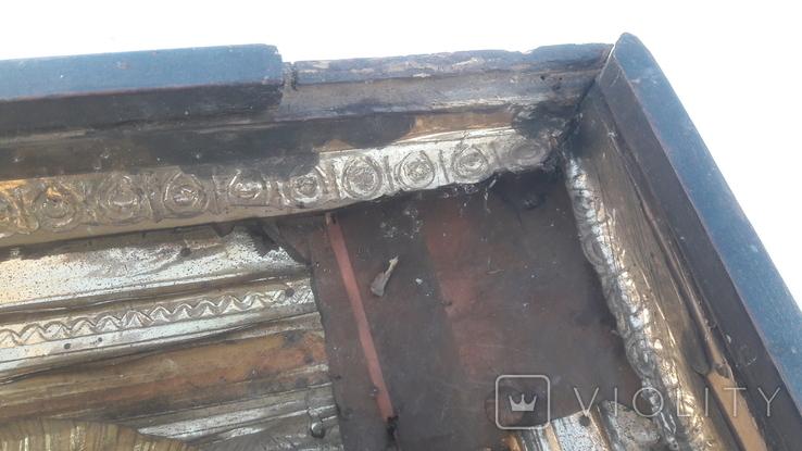 Икона старинная николай 11.03.21.1, фото №10