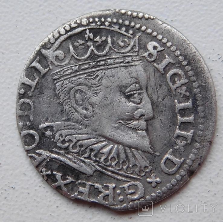 Трояк Рига 1595, фото №7