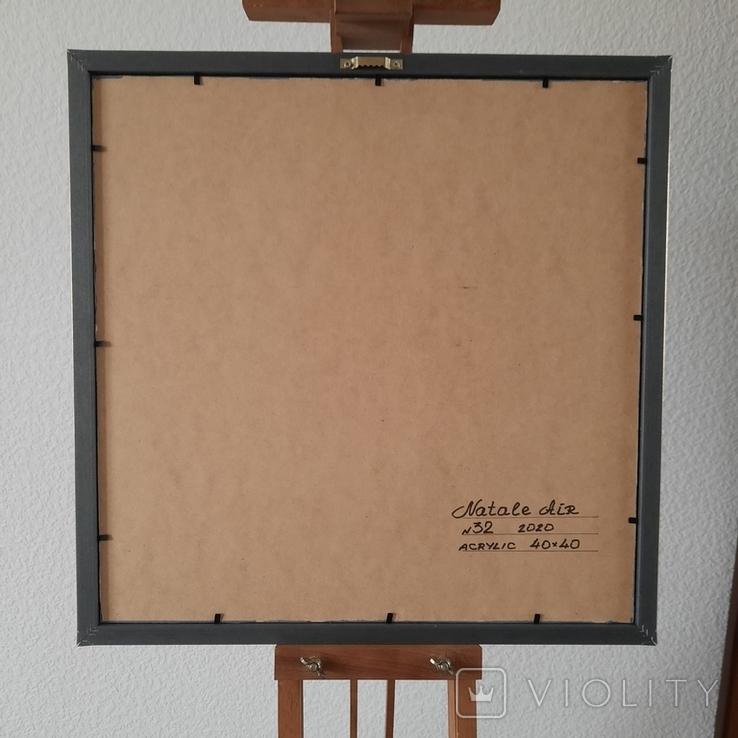 Картина живопис абстракція Fluid Art #32 acrylic, фото №13