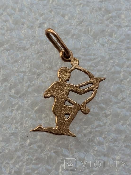 Кулон (золото), фото №3
