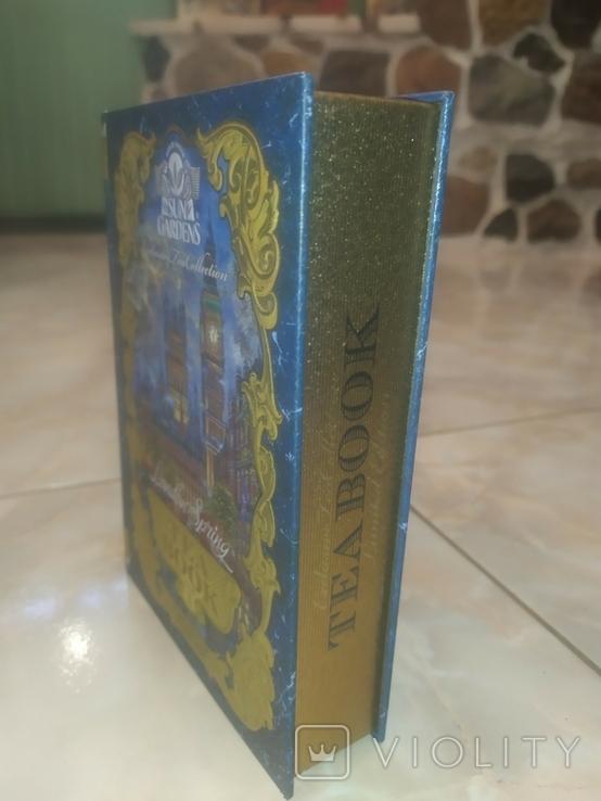 Коробка Банка нарядная Чайная коллекционная, фото №4