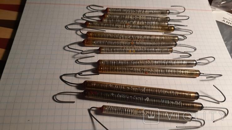 Селеновые выпрямители 1955 и 1957г разные 12 шт, фото №6