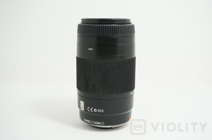 Sony 75-300mm 1:4.5-5.6 MACRO для Sony A, фото №5
