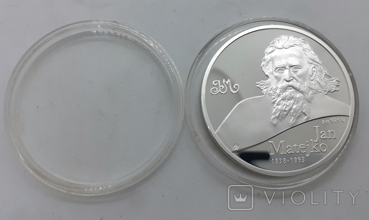 Монета Польша, фото №5