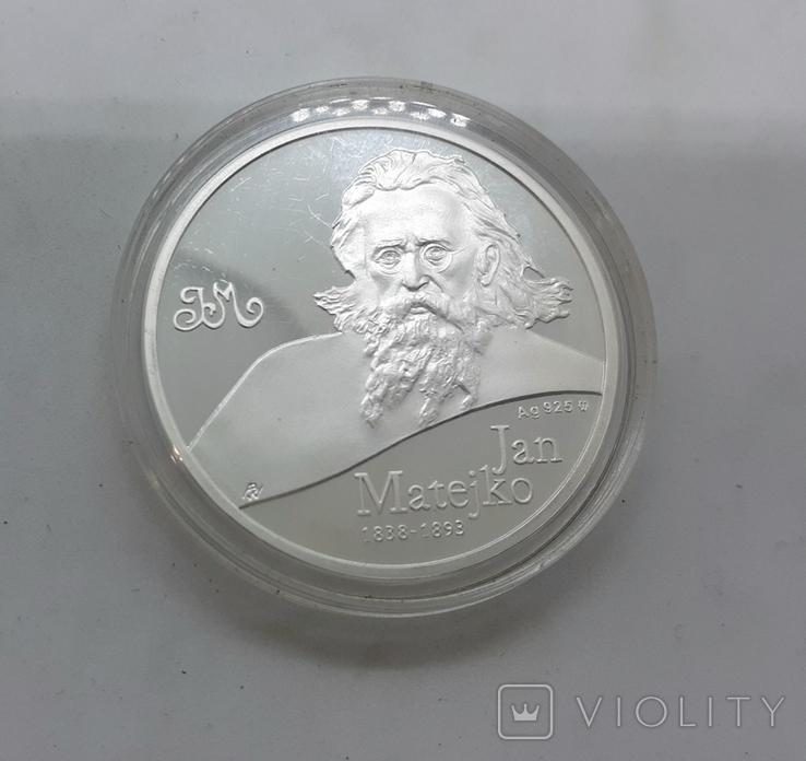 Монета Польша, фото №6