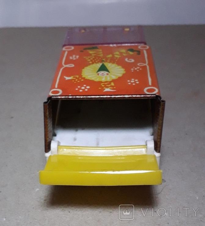 Машинка ЦИРК из СССР, фото №7