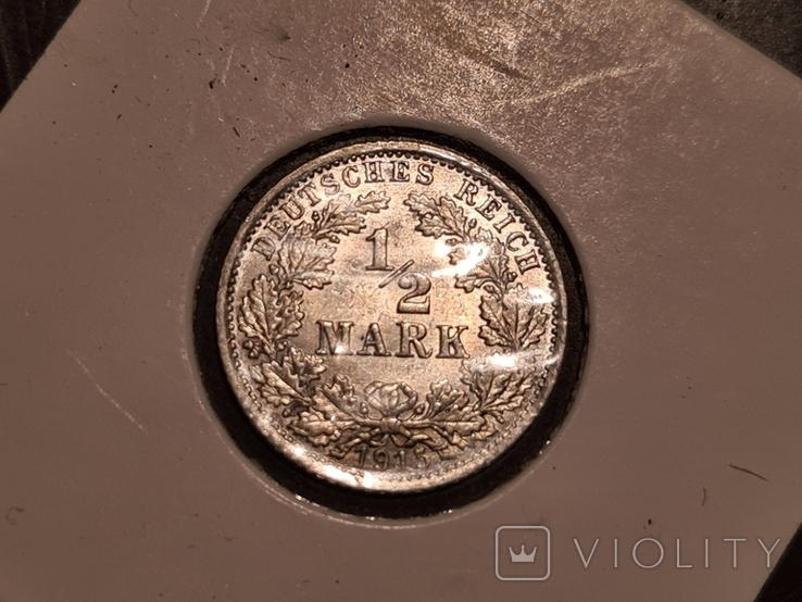 1\2 марки 1915 года, фото №2