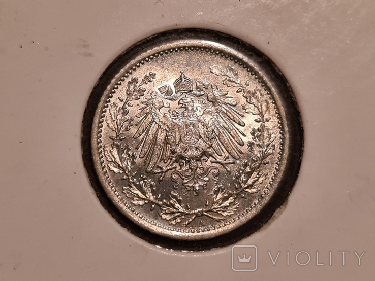 1\2 марки 1915 года, фото №3