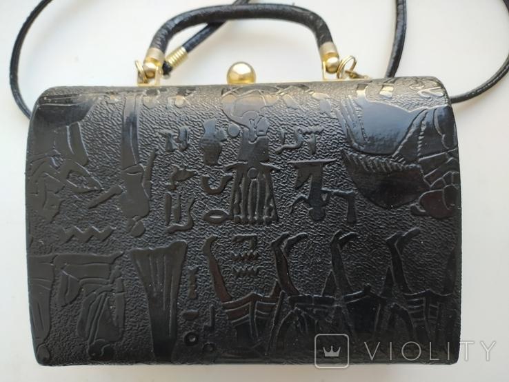 Сумка женская G. Versace. Italy., фото №5