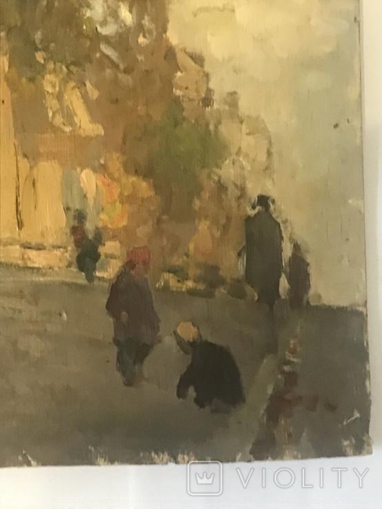 Рыжих Виктор Иванович. Киев. Костёльная улица. Дети. 1955 год., фото №5