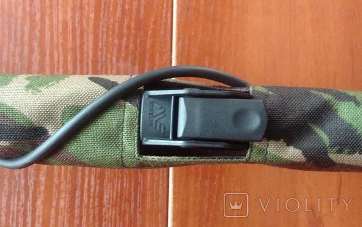 Чехол на блок, ручку, штангу для Мinelab Vanquish 340 / 440 / 540, фото №7