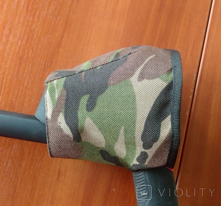 Чехол на блок, ручку, штангу для Мinelab Vanquish 340 / 440 / 540, фото №9