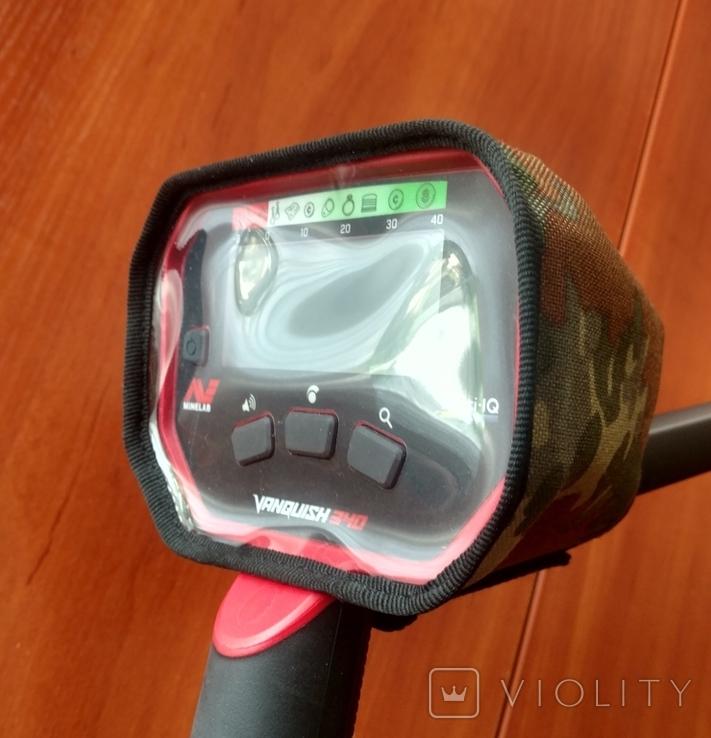 Чехол на блок, ручку, штангу для Мinelab Vanquish 340 / 440 / 540, фото №8