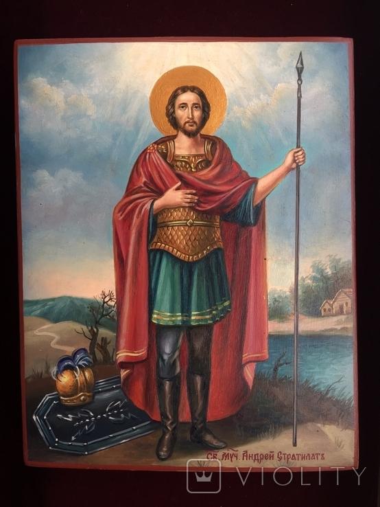 Икона Андрея Стратилата, фото №2