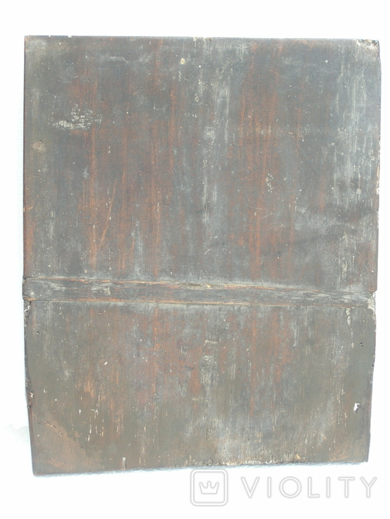 Икона св.микола и св.варвара 360мм Х 290мм, фото №4