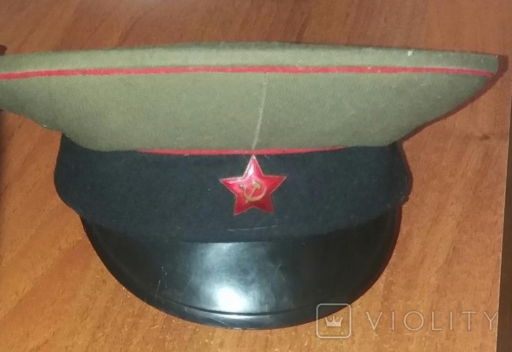 Фуражка СССР, фото №2