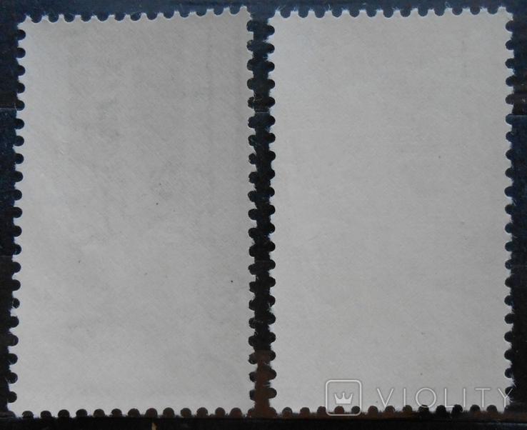 1965 г. Колонии Тристан и Гана (*) 2 марки, фото №3