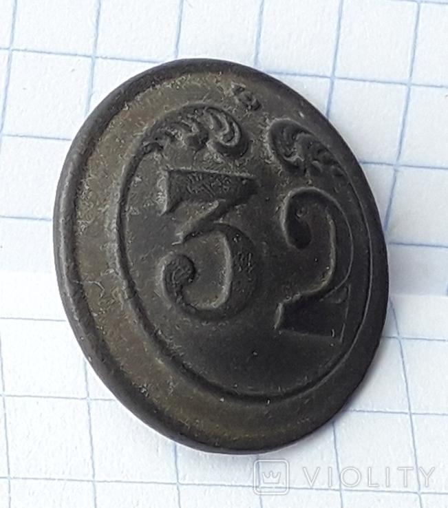 Пуговица 32, фото №3